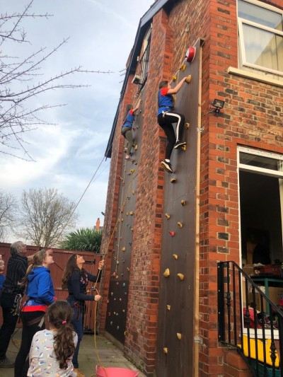 Bowdon District Thinking Day of Adventure