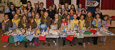 2nd Worsley Brownies and Guides
