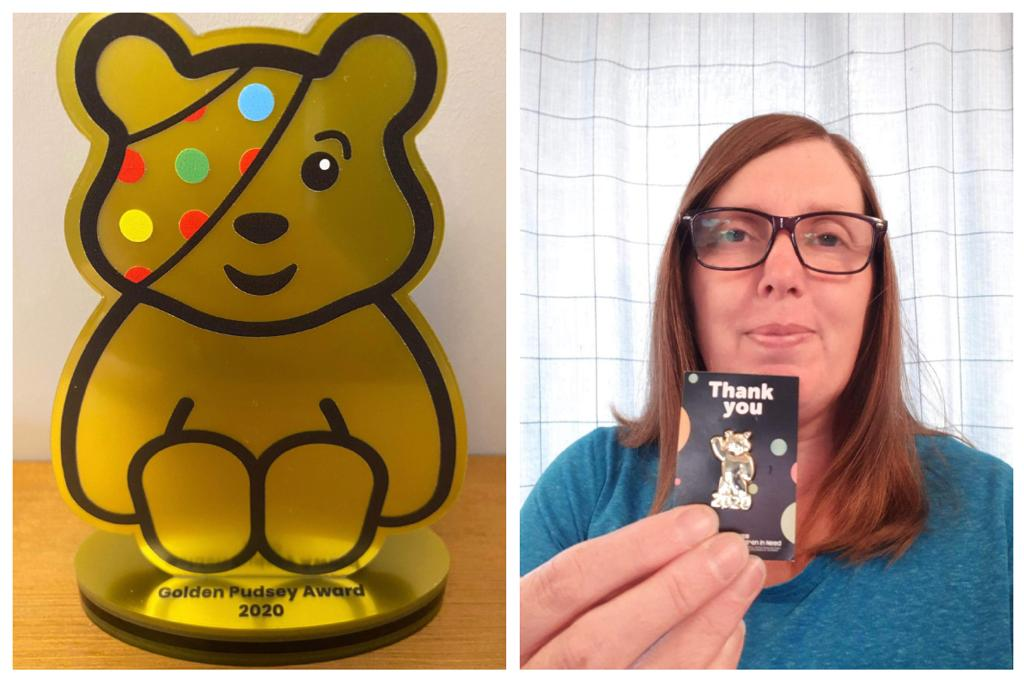 Ros and Pudsey