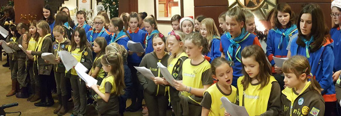 2016 News  from Girlguiding - Greater Manchester West